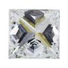 1.09 ct. Princess Cut Solitaire Ring, H, VS2 #2