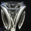 1.45 ct. Round Cut Bridal Set Ring #1