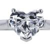 1.75 ct. Heart Cut Solitaire Tiffany & Co. Ring, D, VVS2 #4