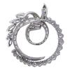 Marquise Cut Pendant Necklace, H-I, VS1-VS2 #3