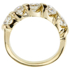0.46 ct. Round Cut Central Cluster Ring, I, VS1 #1