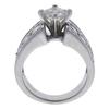 1.17 ct. Princess Cut Ring, I-J, I1 #3