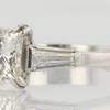 .87 ct. Princess Cut Solitaire Ring #1