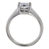 1.67 ct. Cushion Cut Solitaire Ring, G, SI2 #3