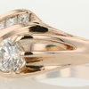 1.00 ct. Round Cut Right Hand Ring #3