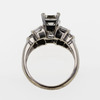 1.5 ct. Emerald Cut Solitaire Ring #1