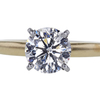 1.59 ct. Round Cut Solitaire Ring #1
