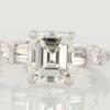 2.00 ct. Emerald Cut Ring #2