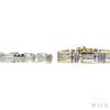 Round Cut Link Bracelet, J-K, I1-I2 #2