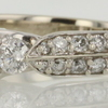 .55 ct. Round Cut Bridal Set Ring #2