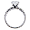 2.51 ct. Round Cut Solitaire Ring, G, VVS2 #3