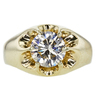 2.76 ct. Round Cut Solitaire Ring, M-Z, SI2 #3