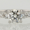0.70 ct. Round Cut Ring #1