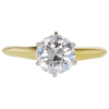1.3 ct. Round Cut Solitaire Tiffany & Co. Ring, I, VVS2 #3