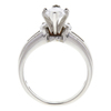 1.06 ct. Marquise Cut Solitaire Ring, E-F, I1 #2
