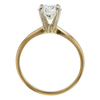 1.11 ct. Round Cut Solitaire Ring, J, SI1 #3