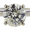 1.65 ct. Round Cut Bridal Set Ring #4
