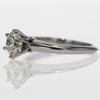 1.04 ct. Round Cut Solitaire Tiffany & Co. Ring #1