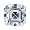 1.06 ct. Asscher Cut Solitaire Ring, J, VVS2 #1