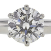 1.27 ct. Round Cut Solitaire Tiffany & Co. Ring, H, VVS2 #4