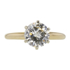 1.72 ct. Round Cut Solitaire Ring, M, VVS2 #3