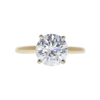 2.02 ct. Round Cut Solitaire Ring, I, SI1 #2