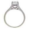 1.2 ct. Radiant Cut Solitaire Ring, G-H, I1 #2