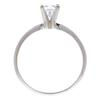 0.72 ct. Princess Cut Bridal Set Ring, G-H, VS1-VS2 #2
