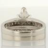 1.08 ct. Marquise Cut Bridal Set Ring #3