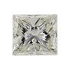1.61 ct. Princess Cut 3 Stone Ring #1