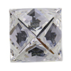 0.90 ct. Princess Cut 3 Stone Ring #3