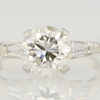 1.99 ct. Round Cut Solitaire Ring #1
