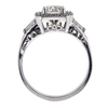 1.02 ct. Round Cut Halo Ring #2