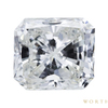 1.50 ct. Radiant Cut Solitaire Ring, G, VS2 #1
