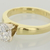 1.61 ct. Round Cut Solitaire Ring #1