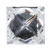 1.52 ct. Princess Cut Solitaire Ring #2
