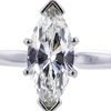1.52 ct. Marquise Cut Solitaire Ring #4
