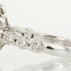 2.10 ct. Radiant Cut Bridal Set Ring #2