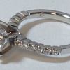 1.50 ct. Round Cut Bridal Set Ring #1