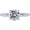 1.40 ct. Round Cut Solitaire Ring #1