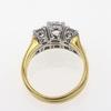 .98 ct. Round Cut Bridal Set Ring #1