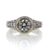 .90 ct. Round Cut Solitaire Ring #3