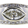 1.77 ct. Marquise Cut Solitaire Ring, J, SI2 #4