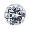 1.12 ct. Round Cut Loose Diamond, H, SI2 #1