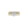 2.01 ct. Round Cut Solitaire Ring, H, I2 #3