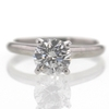 1.31 ct. Round Cut Solitaire Ring #3