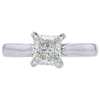 1.51 ct. Radiant Cut Solitaire Ring #3