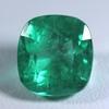 8.62 ct. Cushion Cut Emerald #3