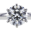 1.20 ct. Round Cut Solitaire Ring, I, SI1 #4