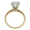2.02 ct. Round Cut Solitaire Ring, I, SI1 #3
